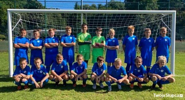 Piłkarskie zmagania młodzieżowców